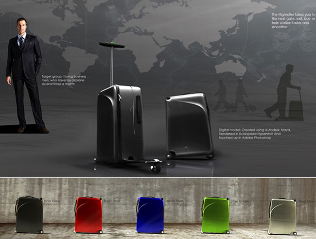Suitcase-Blade