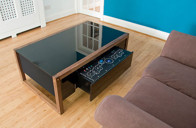 Surface Tension Arcane Arcade Coffee Table