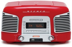 TEAC Retro Radio CD Player