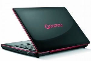 Toshiba Qosmio X500 Gaming Notebook Getz GTX 460M Graphics