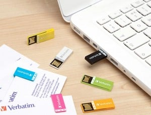 Verbatim Clip-it USB Drive