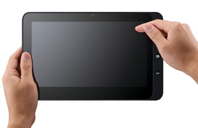 Viewsonic ViewPad 100, Dual Booting Android And Windows 7 Tablet