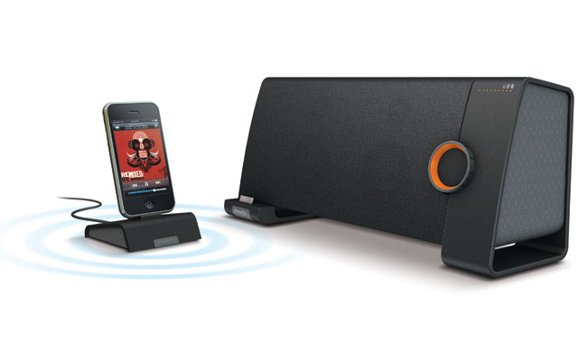 XtremeMac Tango TRX Bluetooth iPod Dock