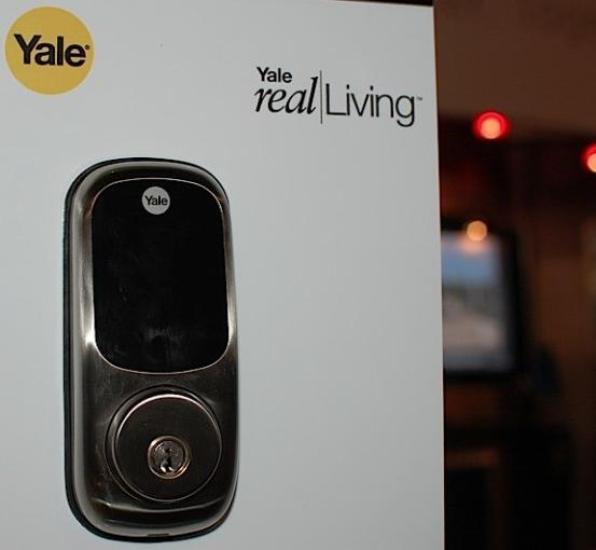 Yale Remote Lock