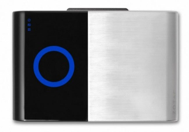 Zotac Zbox Now Features Blu-ray Drives