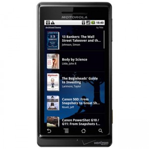New Amazon Kindle Android App Released