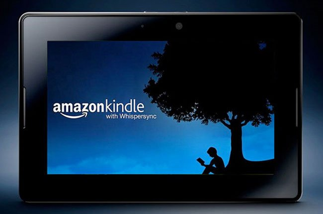 Amazon Kindle App For BlackBerry PlayBook tablet Announced