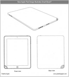 New iPad Design Turns Up In Apple Patents