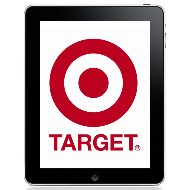 Apple iPad Coming To Target October 3rd