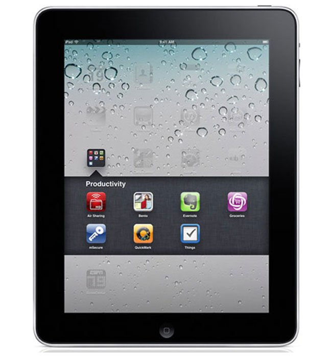 iPad Halves Notebook Sales According To Best Buy CEO