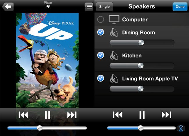 Apple Remote 2.0 App