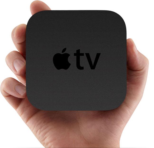 UK Apple TV Now Shipping