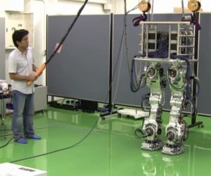 Core Bipedal Robot (video)