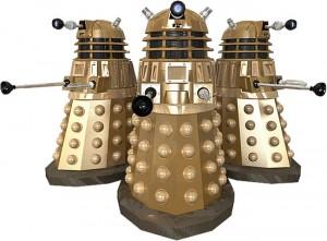 Make Your Own Full Size Dalek