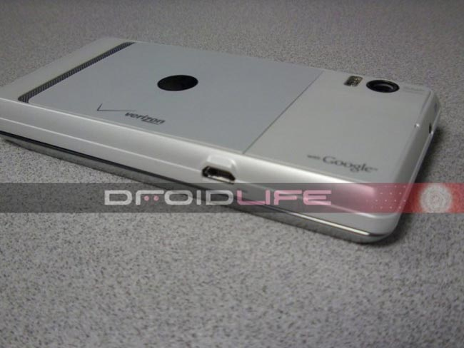 Motorola Droid 2 World Edition Specifications Revealed