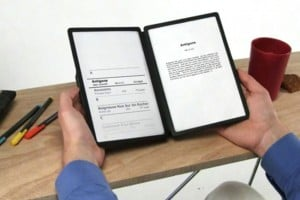 Digitial eBook Reader Concept By Karim Zaouai