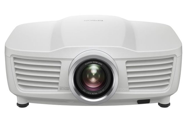 Epson Launches EH-R4000 And EH-R2000 HD Video Projectors