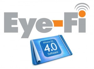 Eye-Fi iOS4