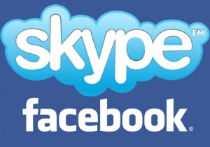 Facebook And Skype Working On Integration Deal
