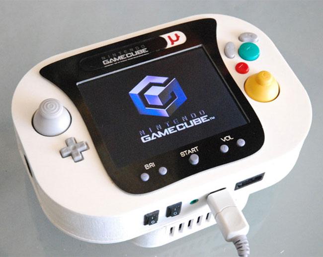 Gamecube U