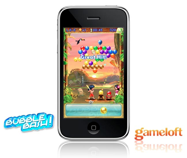 Gameloft iPhone Games
