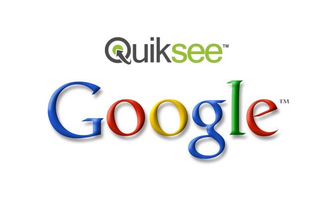 google quiksee