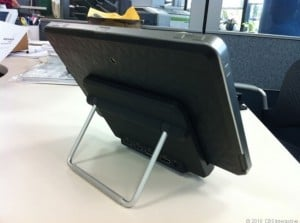 HP Slate 500 Windows 7 Tablet – More Photos