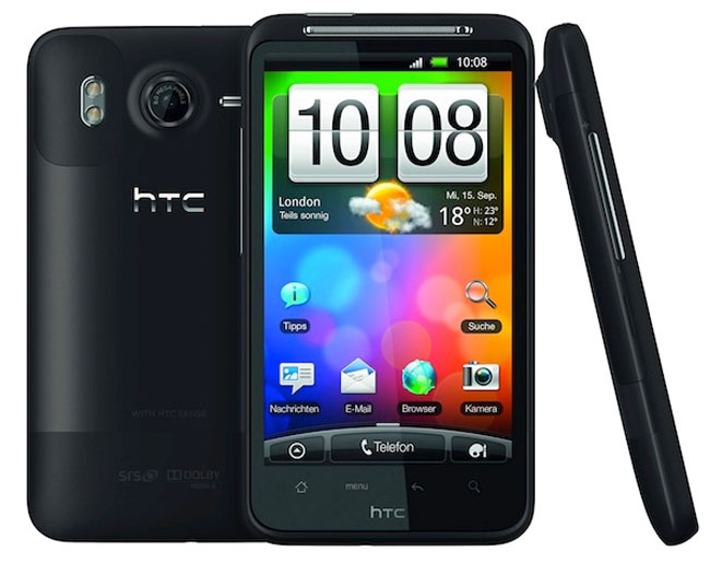 HTC Desire HD Full Specifications