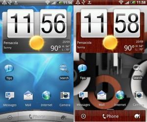HTC Desire HD New Sense UI (Photos)