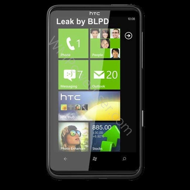 HTC 7 Trophy Windows Phones 7 Smartphone Specifications Leaked