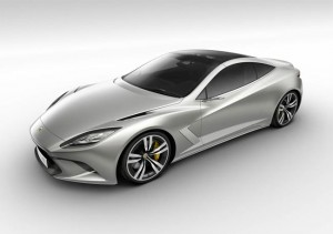 Lotus Hybrid V8 Elite Supercar Unveiled In Paris