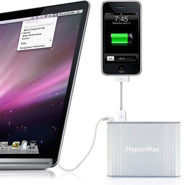 Apple Sues HyperMac Over Magsafe And iPod Connectors On Batteries