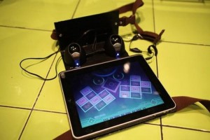 iPad Live Music Performance Harness
