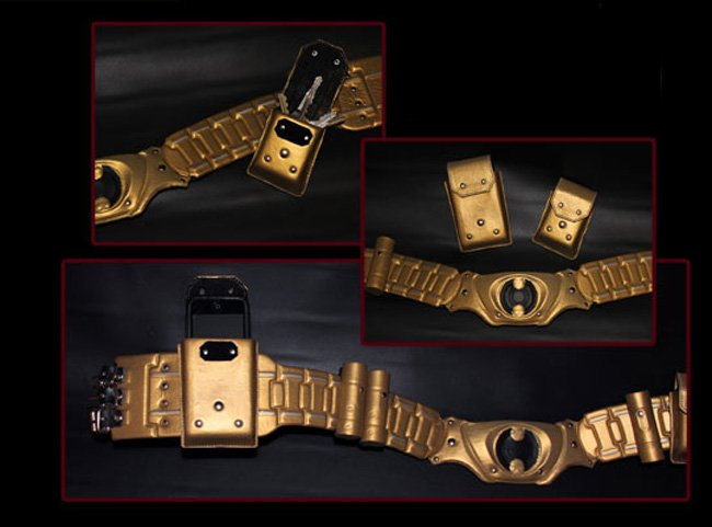 iPhone Batman Utility Belt