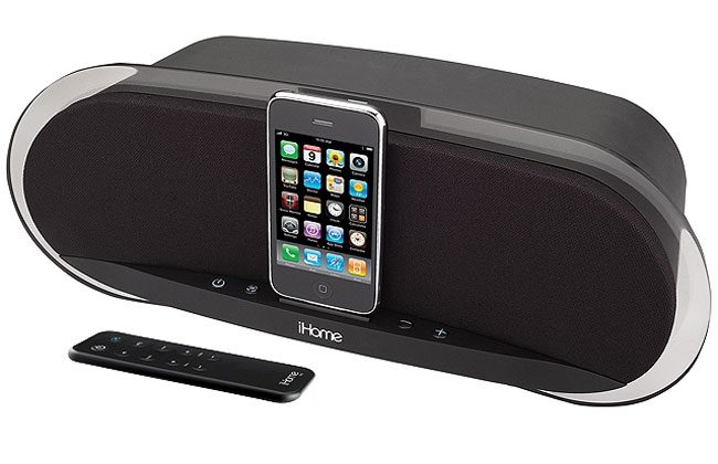iHome iP3 iPod Dock