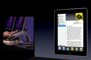 Multitasking Coming To Apple iPad With iOS 4.2