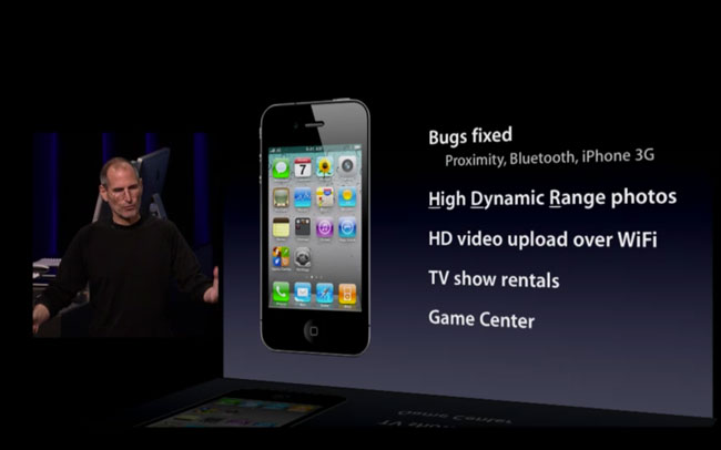 Apple Announces iOS 4.1