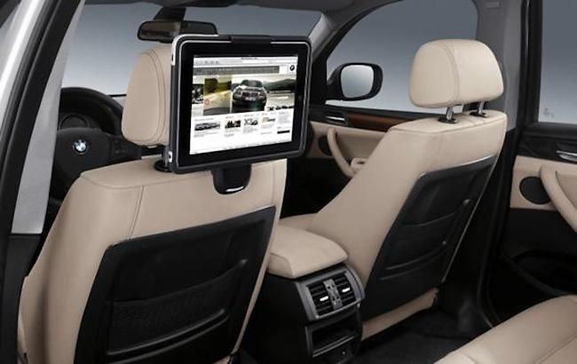 iPad BMW