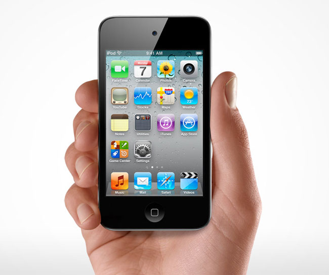 New Ipod Touch Price. The new iPod Touch features a