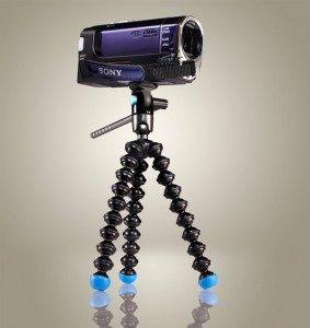 Joby Launches Gorillapod Video