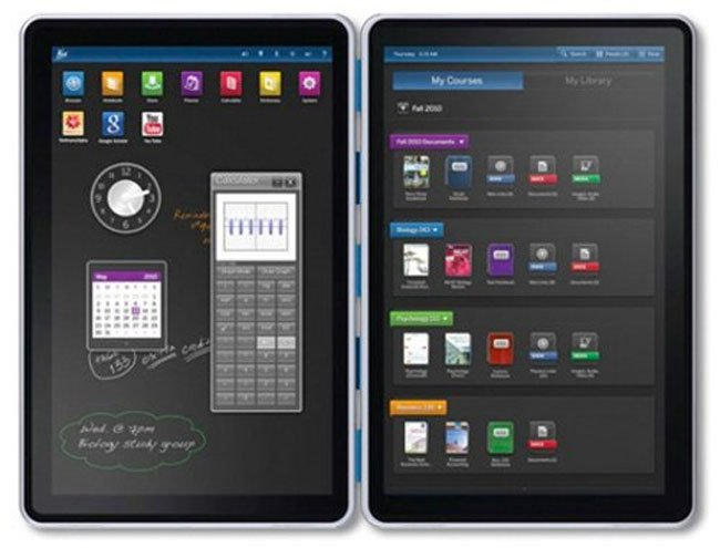 Kno Launching Single Screen Textbook Tablet