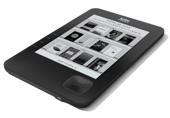 Kobo E-Reader Gets WiFi