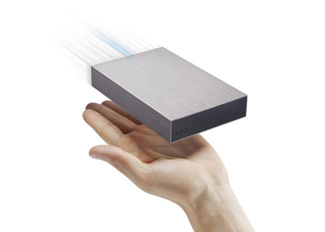 LaCie Announces Rikki And Mimimus USB 3.0 Portable HDDs