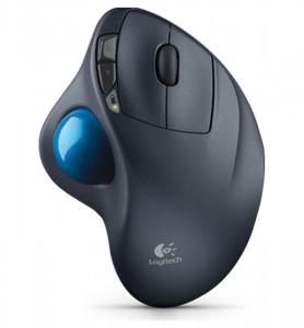 Logitech Unveils Wireless Trackball M570