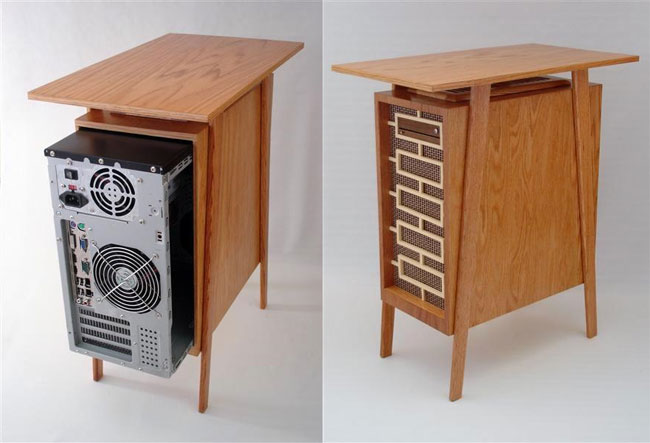 Mad Men Inspired PC By Jeffrey Stevenson