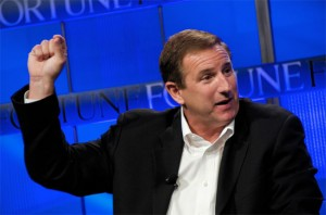 Oracle Hires Ex HP CEO Mark Hurd