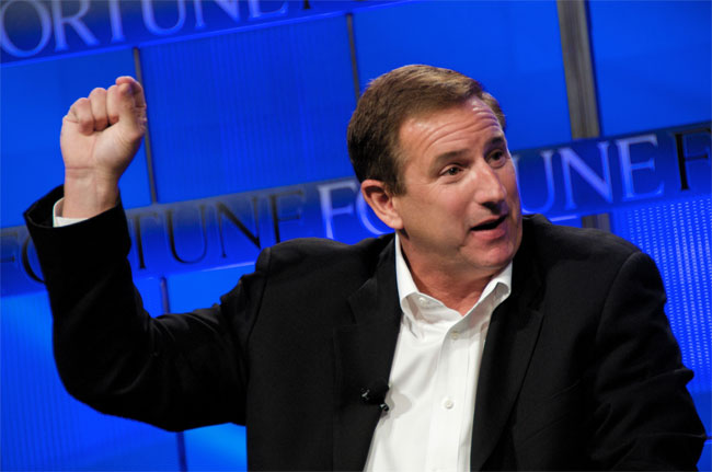 HP Settles Oracle Lawsuit With Ex CEO Mark Hurd
