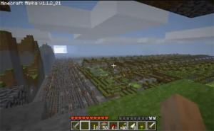 16-Bit Computer Made From Minecraft Blocks (video)