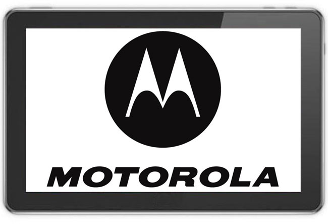 Motorola Android Tablet Coming Early Next Year?
