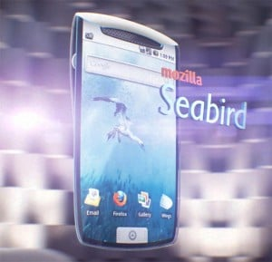 Mozilla Seabird Concept Mobile Phone (Video)